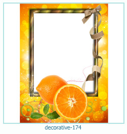 decorative Photo frame 174
