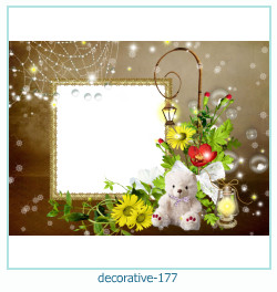 decorativo Photo frame 177
