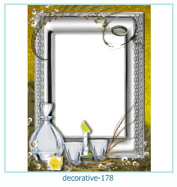 decorative Photo frame 178