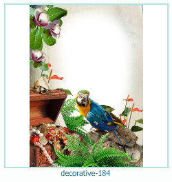 decorative Photo frame 184