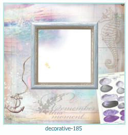 decorative Photo frame 185