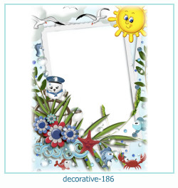 decorative Photo frame 186