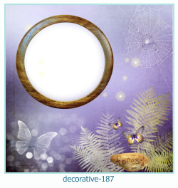 decorative Photo frame 187
