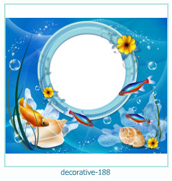 decorative Photo frame 188