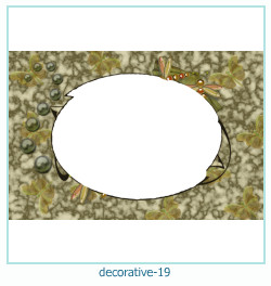 decorative Photo frame 19
