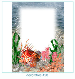decorative Photo frame 190