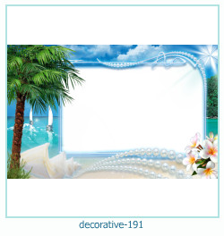 decorative Photo frame 191