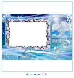 decorative Photo frame 192