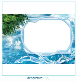 decorative Photo frame 193