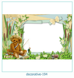 decorative Photo frame 194