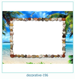 decorative Photo frame 196