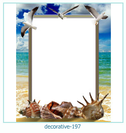 decorative Photo frame 197