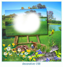 decorative Photo frame 198