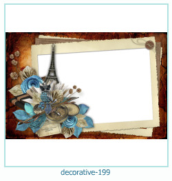 decorative Photo frame 199