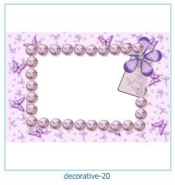 decorative Photo frame 20