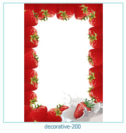 decorative Photo frame 200