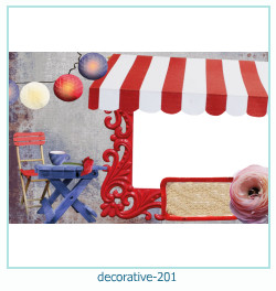 decorative Photo frame 201
