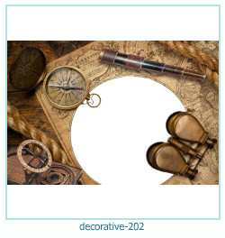 decorative Photo frame 202