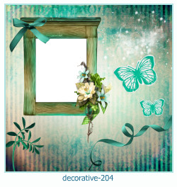 decorative Photo frame 204