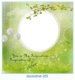 decorative Photo frame 205