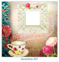decorative Photo frame 207