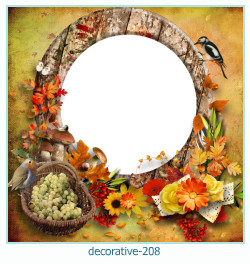 decorative Photo frame 208