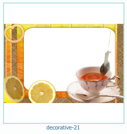 decorative Photo frame 21
