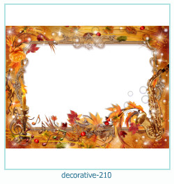 decorative Photo frame 210