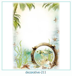 decorative Photo frame 211