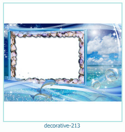 decorative Photo frame 213