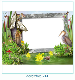 decorative Photo frame 214