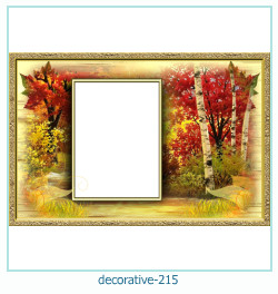 decorative Photo frame 215
