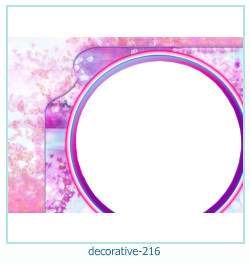 decorative Photo frame 216