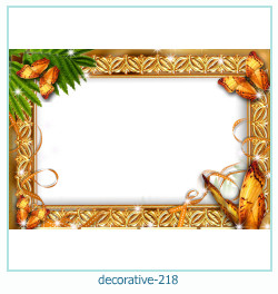 decorative Photo frame 218