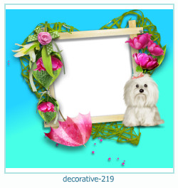 decorative Photo frame 219