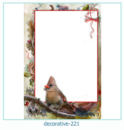 decorative Photo frame 221