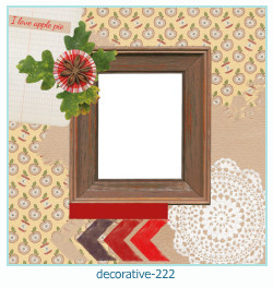 decorative Photo frame 222