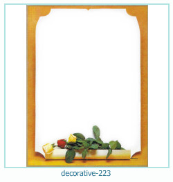 decorative Photo frame 223
