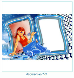 decorative Photo frame 224