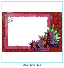 decorative Photo frame 225