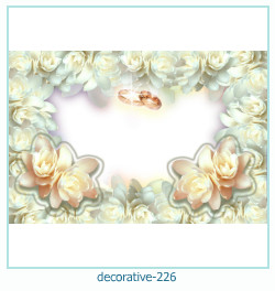 decorative Photo frame 226