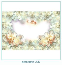 Photo cadre décoratif 226