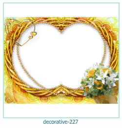 decorative Photo frame 227