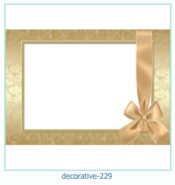 decorativo Photo Frame 229