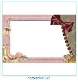 decorativo Photo Frame 232