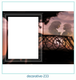 decorativo Photo Frame 233