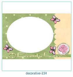 decorativo Photo Frame 234