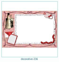 decorative Photo frame 236