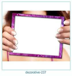 decorativo Photo Frame 237