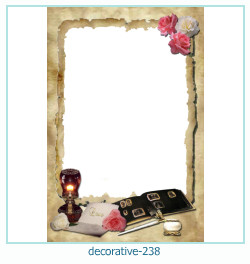 decorative Photo frame 238